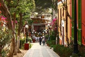 Barranco Streets