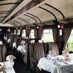 Hiram Bingham Train, Peru Rail, Inside
