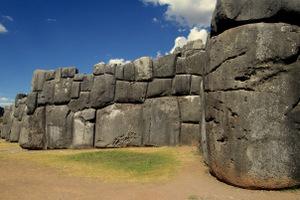 Saqsayhuman Inca Ruin