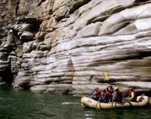 Rafting in Peru, Peru white water rafting