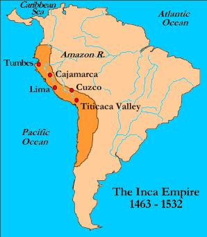 the influence of an incan empire essay Free inca empire papers, essays, and research papers  they began to expand  their influence in the twelfth century and in the early sixteenth century, they.