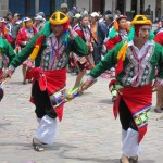 Carnival in Cusco