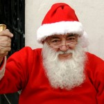 Merry Christmas, Peruvian Santa Clause