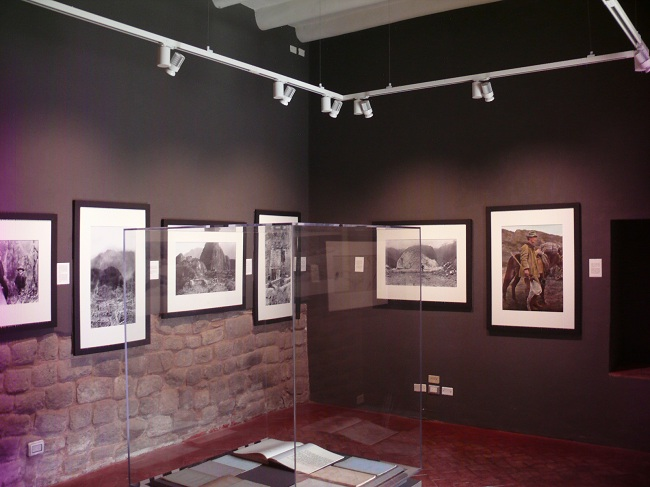 La Casa Concha Museum Peru, Ancient Photos Exhibit