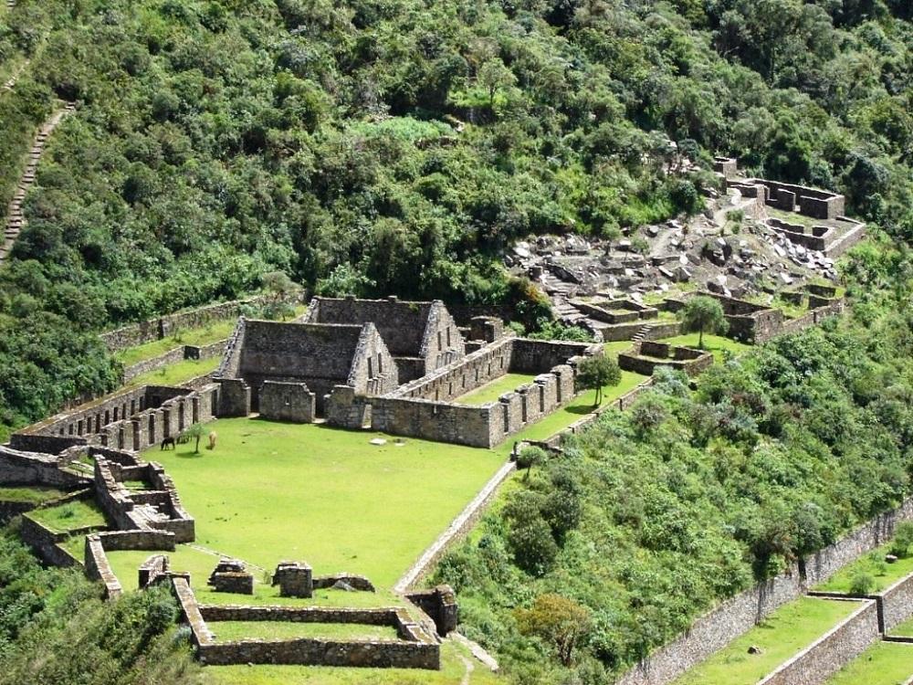 Choquequirao Inca Citadel