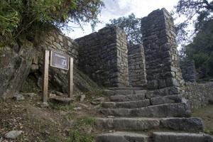 Sun Gate Machu Picchu
