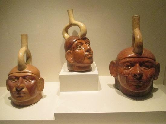 Mochica Water Vessels