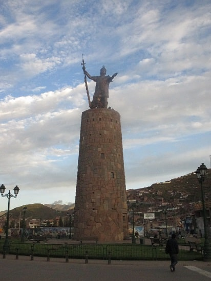 Pachacuteq Monument