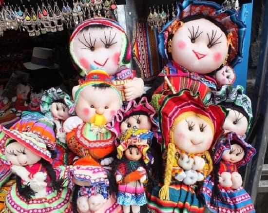 Pachamama Dolls