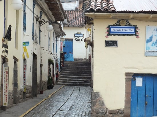 Km0, San Blas