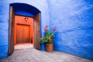 The Santa Catalina Monastery