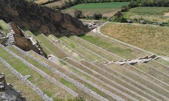 Terraces of Ollantaytambo