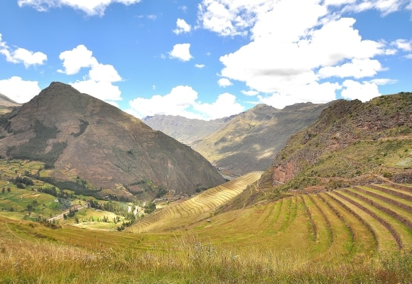 Top of the list for day trips from Cusco - beautiful Pisac