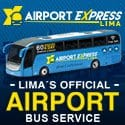 Lima Airport official bus