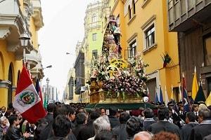 Fiesta de Santa Rosa de Lima