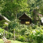 Lodge of Pamapa Hermosa, Perfect for Hiking in the National Park