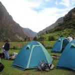 Hiking in Peru, the Inca Trail