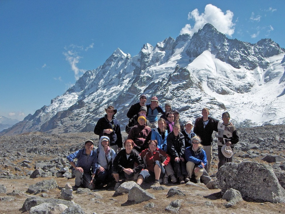 The Salkantay Mountain Trek