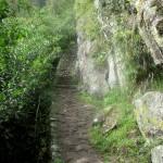 Machu Picchu Mountain Trail