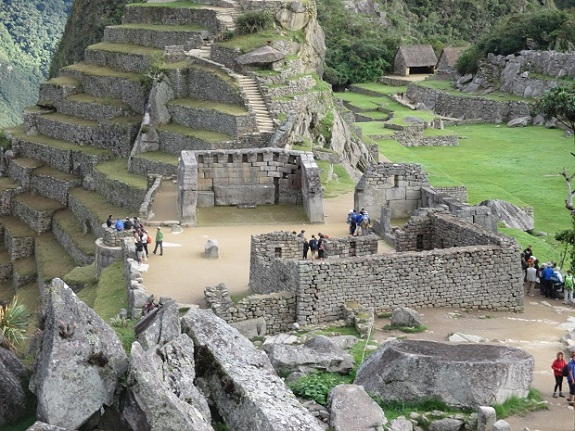 The Sacred Plaza - The Only Peru Guide