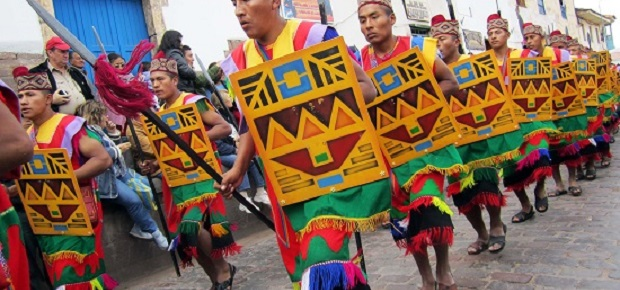The Festival of the Sun - Inti Raymi - The Only Peru Guide
