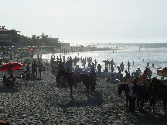 Mancora Beach, Peru