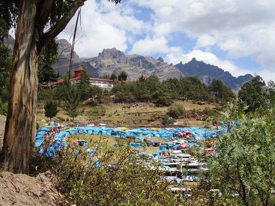 Senor de Huaca Festival