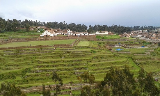Chinchero Ruins and Its Church