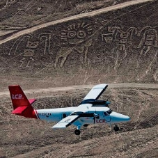 Escape From Lima - Nazca Flights