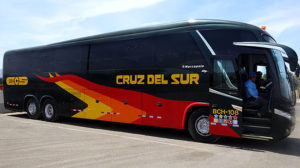Best Peruvian Bus Companies - Cruz Del Sur Bus