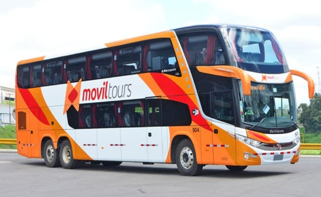 Best Peruvian bus companies - movil bus