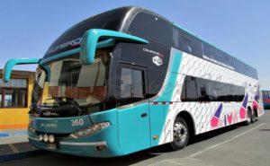Best Peruvian Bus Companies - Civa Bus