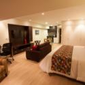 2w apartments room interior