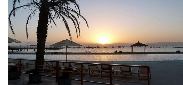 The Peruvian sun dips below the horizon
