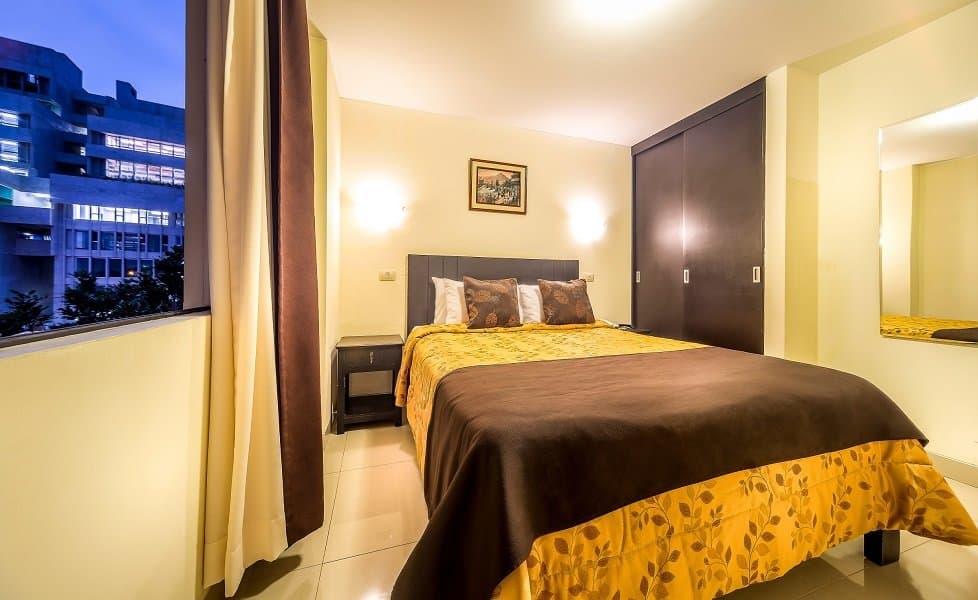 lima hotels - casa fanning room interior