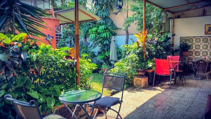 Casa wayra b&b award winning miraflores lima peru