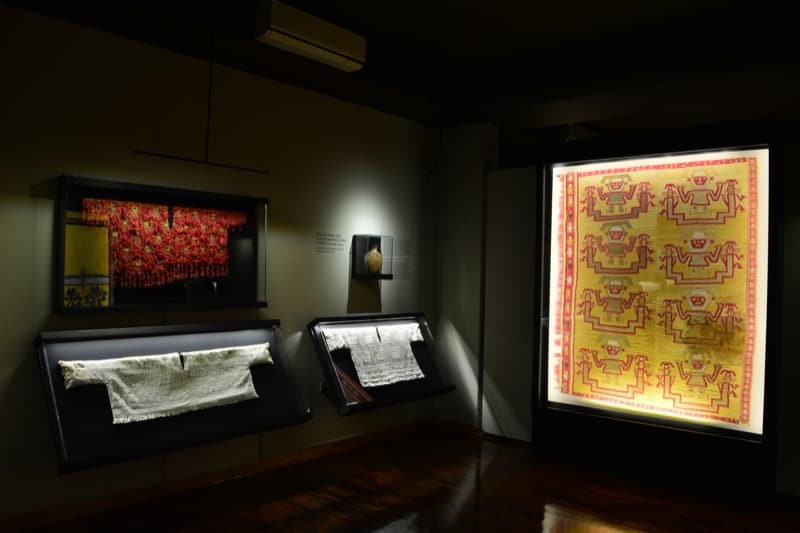 Museo Amano in Lima Peru