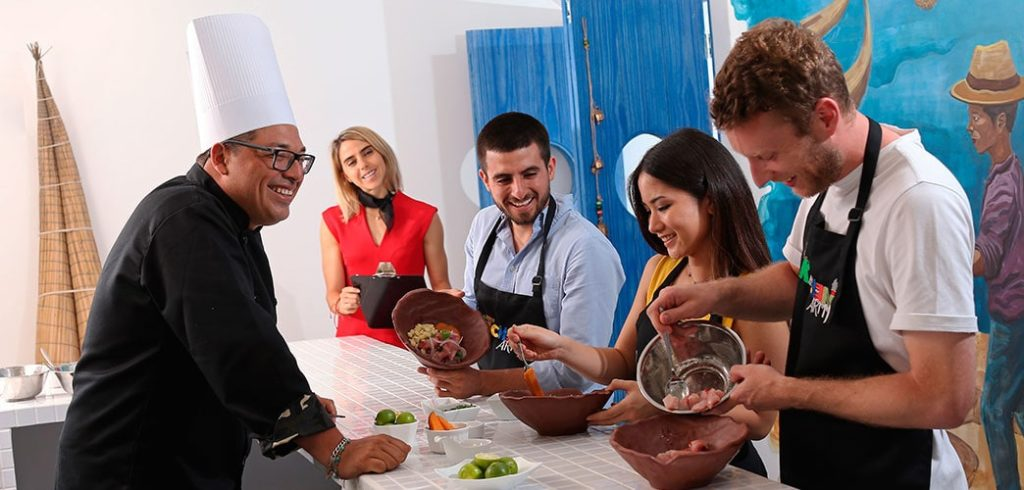the peruvian experience of food tours lima